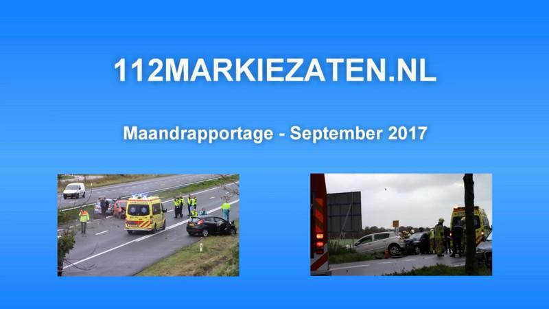 Maandrapportage - September 2017