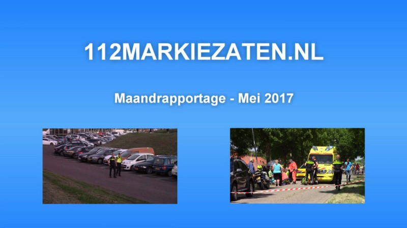 Maandrapportage - Mei 2017