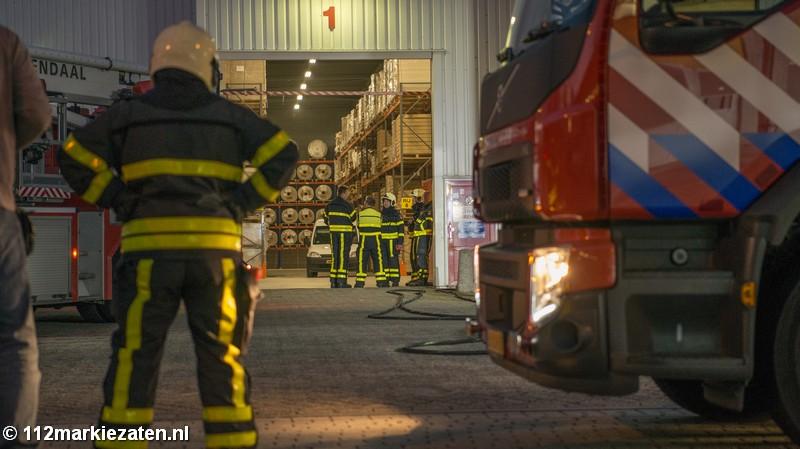 Brandweer rukt twee keer uit voor de zelfde brandmelding in Steenbergen