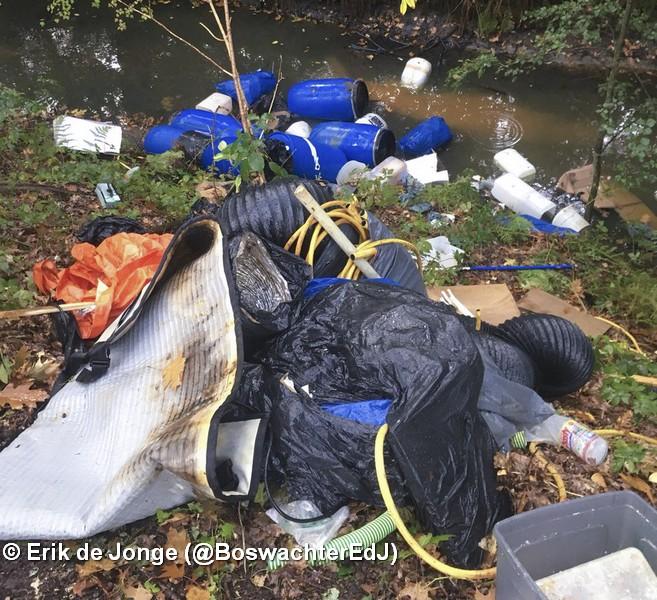 Weer Grote Drugsdumping In De Regio Nu In Bergen Op Zoom