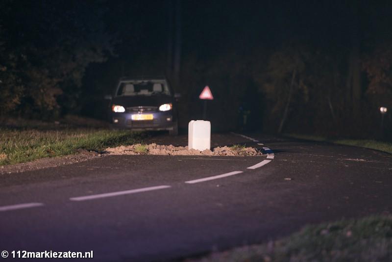 Zoveelste drugsdumping in de regio, deze keer in buitengebied Halsteren