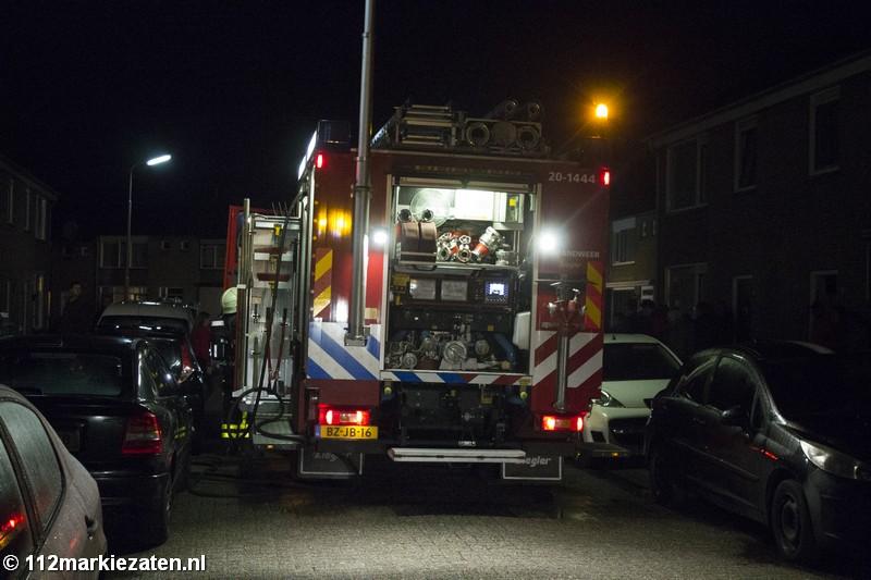 Meerdere gewonden bij woningbrand in Hoogerheide