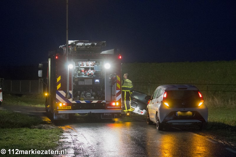 Eenzijdig ongeval op Noorder Kreekweg Lepelstraat, slachtoffer naar Rotterdam