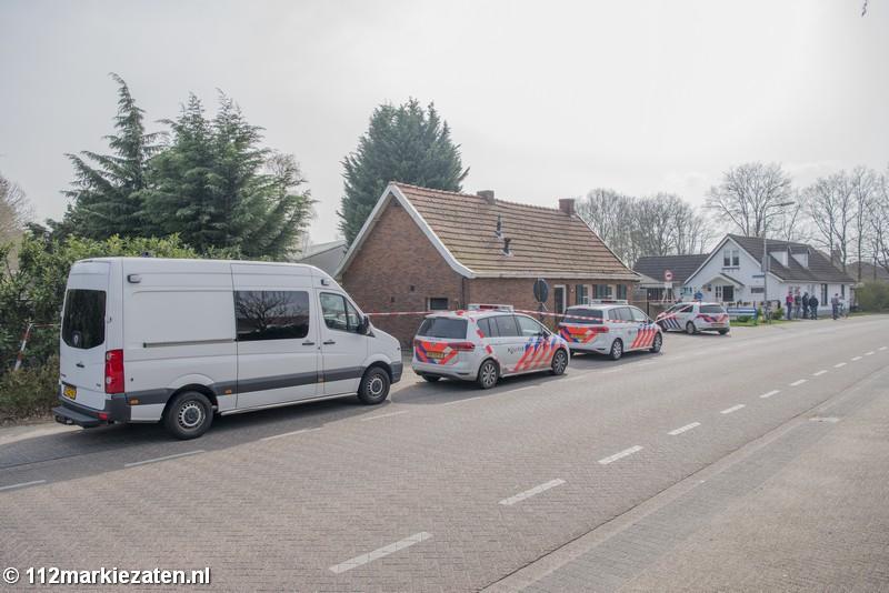 Overleden vrouw gevonden in woning Ossendrecht, man aangehouden
