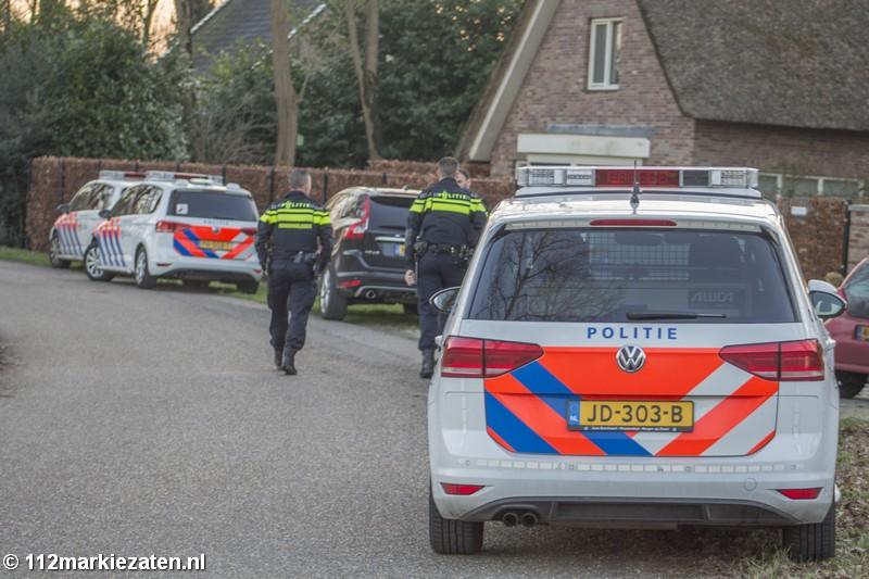 Opnieuw verdachte aangehouden voor woningoverval Steenbergen