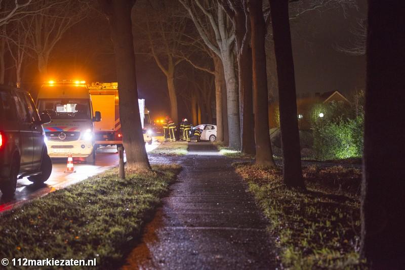 Gewonde bij ernstig ongeval op Halsterseweg, traumahelikopter ter plaatse