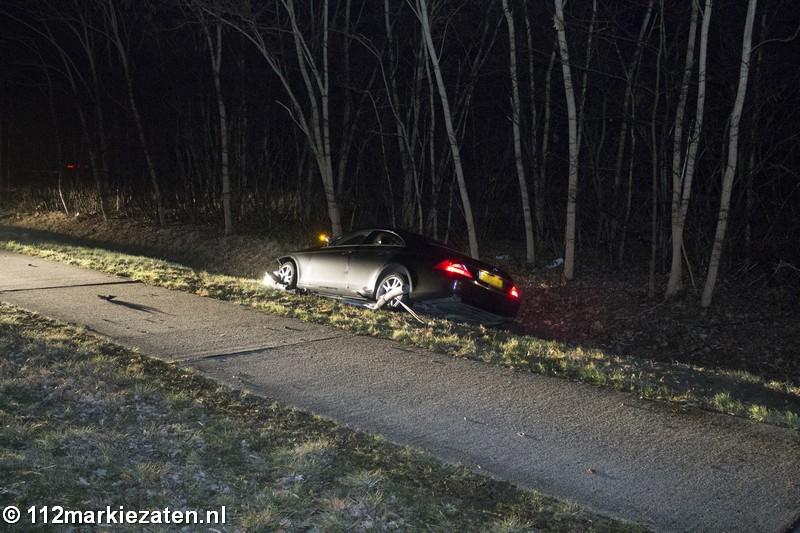 Enorme ravage bij ongeval Hoogerheide, twee slachtoffers naar het ziekenhuis