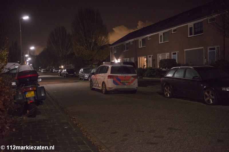 Auto gestolen bij overval in Hoogerheide, politie arresteert vier mannen op A58
