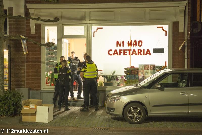 Overval cafetaria Ossendrecht in Opsporing Verzocht