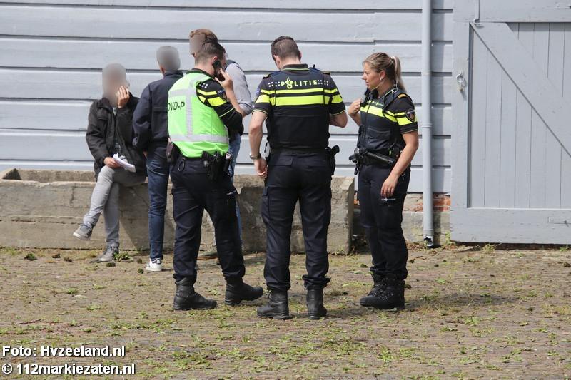 Eén van de grootste cocaïnelab van Nederland aangetroffen in Oud-Vossemeer