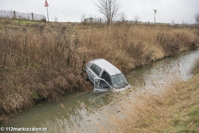 Eenzijdig ongeval Oud Vossemeer, bestuurder (25) was onder invloed