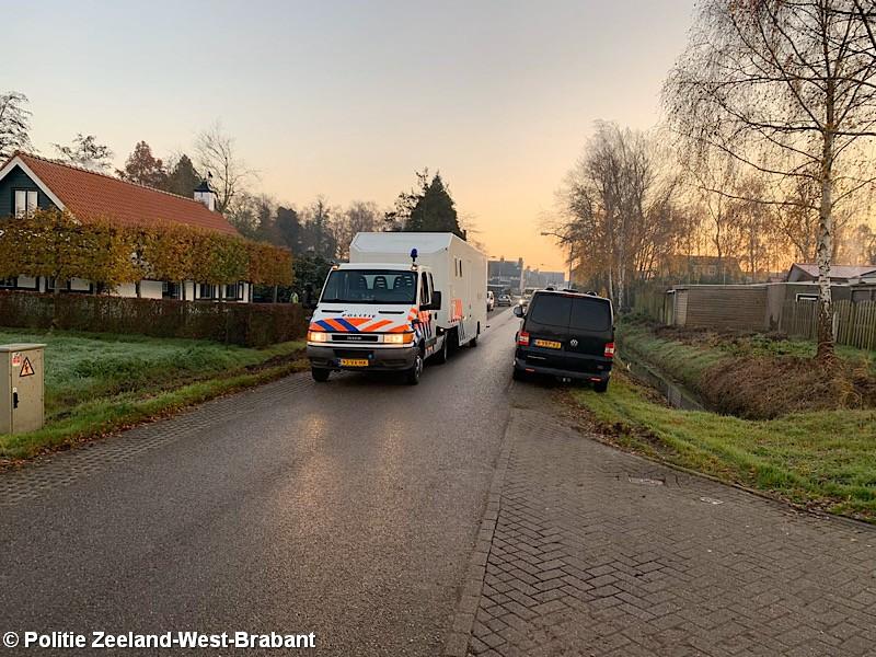 Opnieuw grote zoekactie naar vermiste loodgieter in Steenbergen