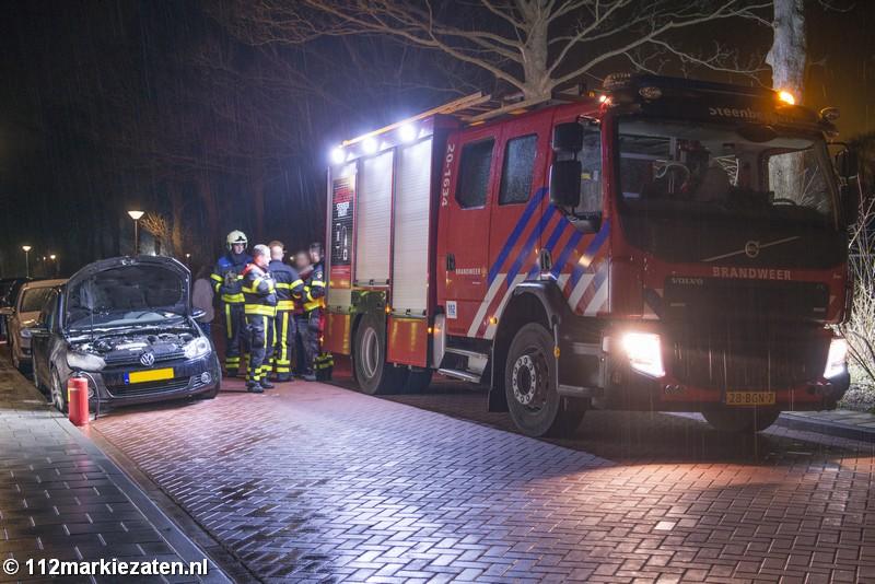 Opnieuw autobrand in Steenbergen-Zuid, politie onderzoekt brandstichting