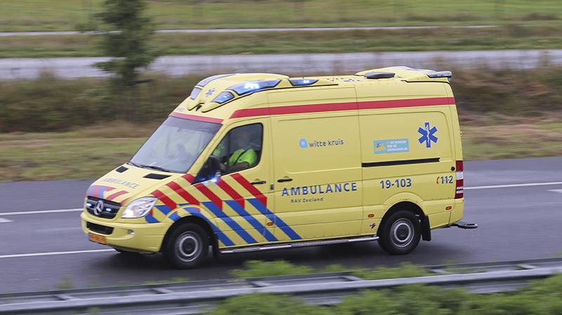 Zevende ongeval op Oud-Vossemeersedijk, auto slaat zes keer over de kop