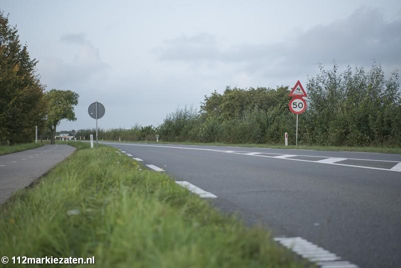 Snelheid Oud-Vossemeersedijk plaatselijk verlaagd naar 50 km/u