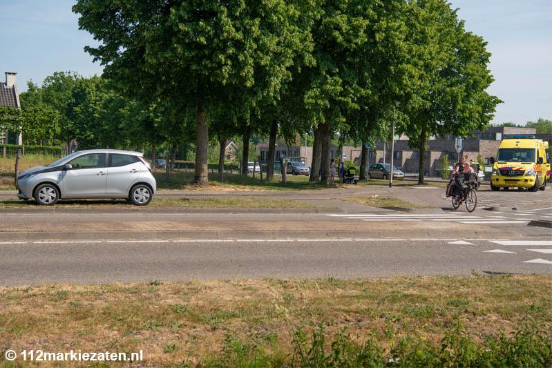 Bestuurder scootmobiel gewond na ongeval bij Halsteren