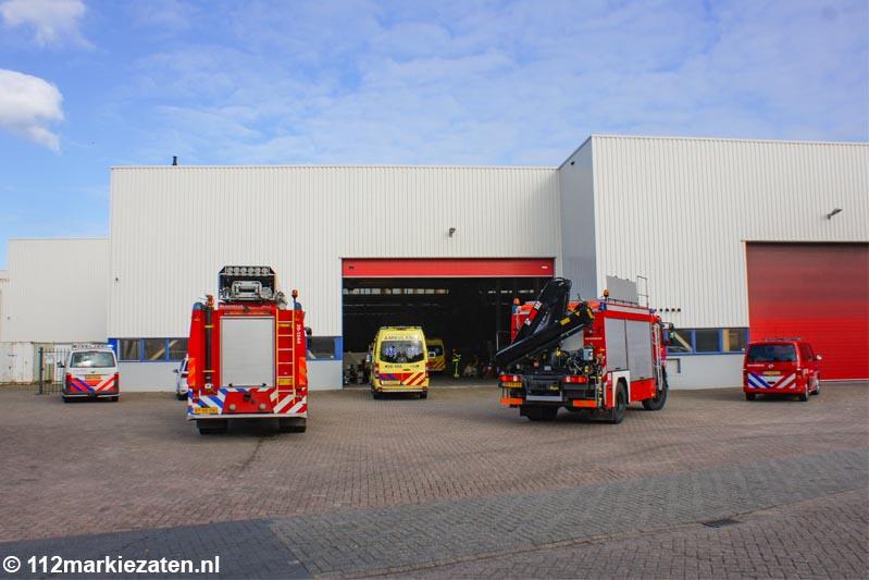 Slachtoffer overleden bij bedrijfsongeval in Heerle
