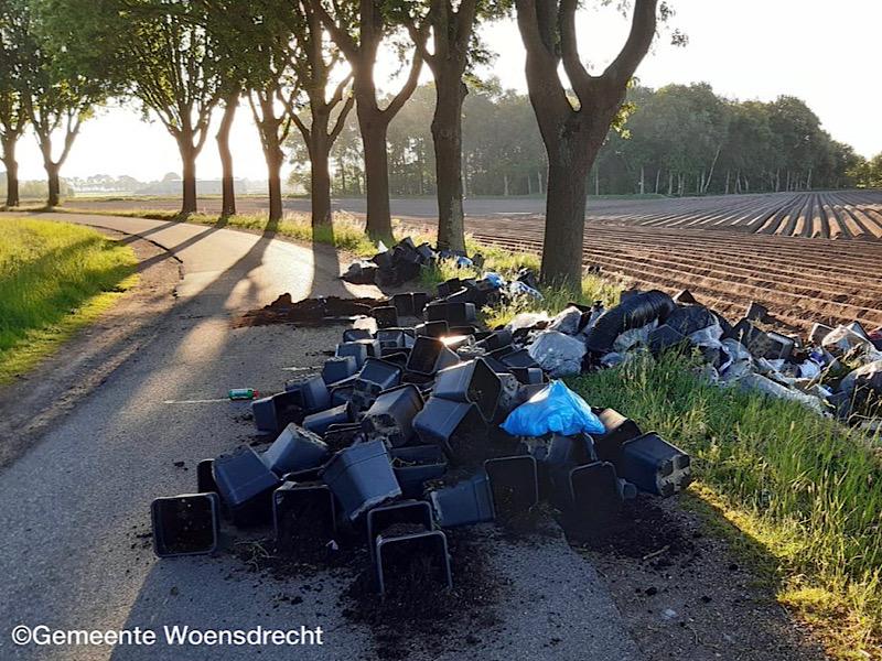Getuigen gezocht van dumping hennepafval bij Huijbergen