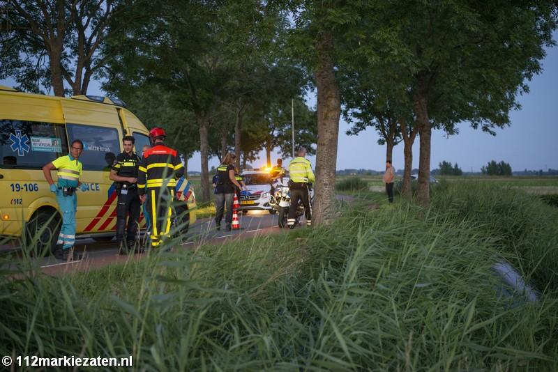 Bestuurder eenzijdig ongeval Nieuw-Vossemeer had vijf keer teveel gedronken