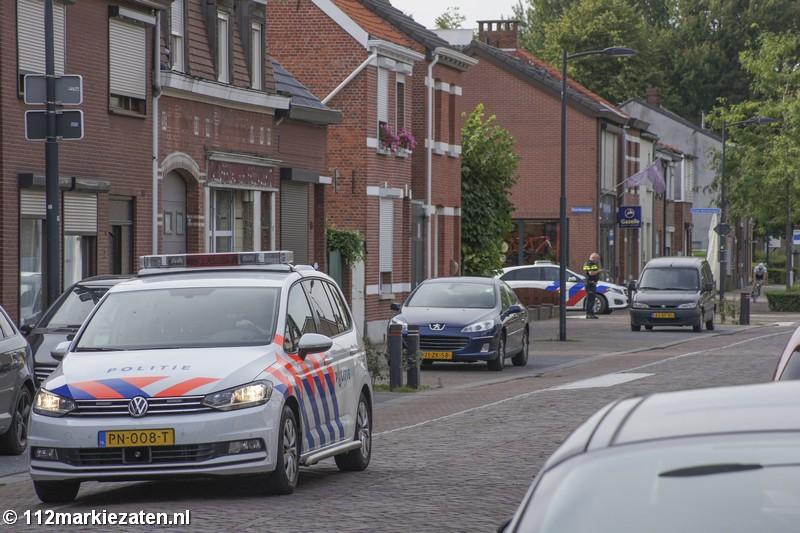 Politie onderzoekt poging tot overval op winkel Putte