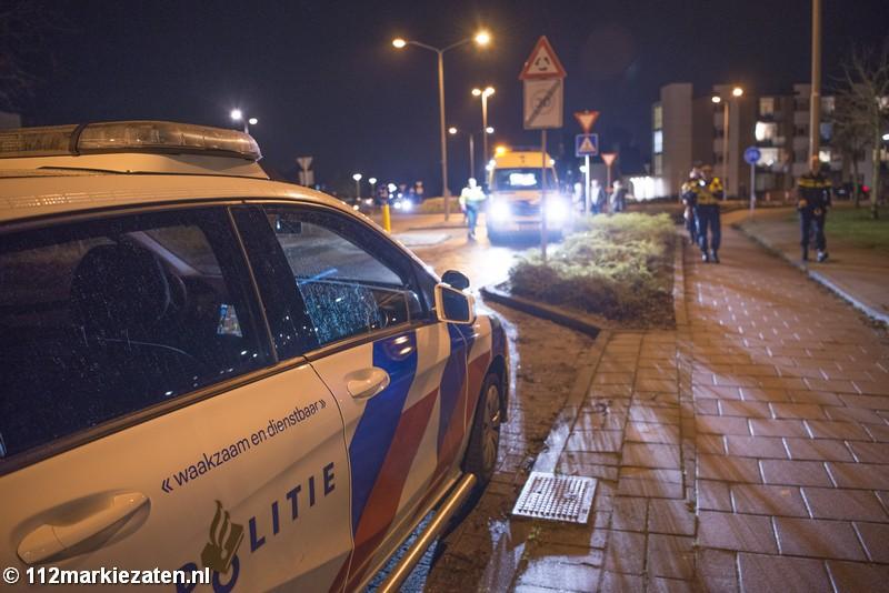 Voetganger aangereden op zebrapad Steenbergen