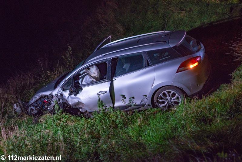 Automobilist ongeval Tholen had geen geldig rijbewijs en was onder invloed