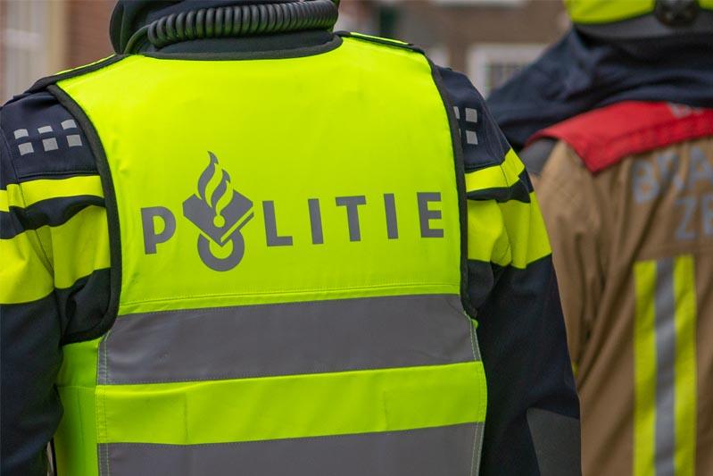 Mountainbiker valt over gespannen ijzerdraad in bos bij Ossendrecht, politie zoekt getuigen