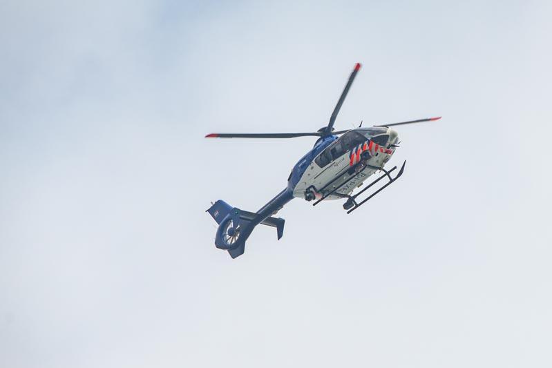 Politiehelikopter ingezet bij vermissing van 13-jarig meisje in Roosendaal